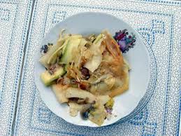recette de lasagnes de pâte et de courgettes à la viande hâchée et