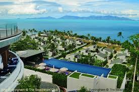 100 W Hotel Koh Samui Thailand Development A Boutique Luxurious Resort