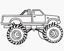 Monster Truck Clipart Black And White | Great Free Clipart ...
