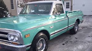 1969 GMC C10 Custom Pickup For Sale Www.ronstoyshop.com - YouTube 1969 Gmc Custom Street Rodded Texas Truck Youtube A 691970 Waits For Auction Stock Photo 90781762 Alamy 01969 Dezos Garage 910 Pickup Team Pro Dart On Flickr Gmc C 10 6772 Chevy Trucks Pinterest Classic 7500 Heavy Duty Dump Truck Cars And Trucks Various Makes C20 56k Miles Barnfind Rebuilt Original 4bolt Main V8 950 2 Ton Single Axle Grain Truck Astro 95 Sales Brochure 44 Regular Cab The Rod God Pickup Sale Classiccarscom Cc1070939 Sale 1970 1971 1972 1968 1967