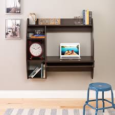 Wall Mounted Laptop Desk Ikea by Furniture Floating Desk With Storage Ikea Wall Mount Desk