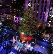 Rockefeller Christmas Tree Lighting 2014 Live Stream by Lighting Of The Christmas Tree Christmas Lights Decoration