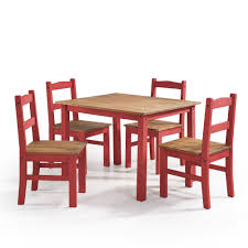 Manhattan Comfort York 5-Piece Solid Wood Dining Set With 1 Table And 4  Chairs Madison County Ding Table Set With Extension Tamilo Ding Room Chair Ashley Fniture Homestore Pin On Ding Tables And Chairs Most Regard Set Cushions Chairs Comfortable Wat Indoor Covers Black Modern Mhattan Comfort York 5piece Solid Wood With 1 Table 4 540 Area Tile Wooden Patings Decorative Giantex 5 Piece Upholstered Mid Century Apartment Linen Fabric Cushioned Seats Large Amazing Brie Hooker Hill Country