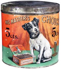 Daher Decorated Ware Tin Tray by Vintage Tin