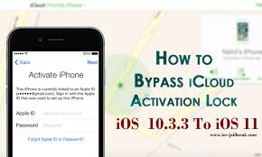 iCloud DNS Bypass Activation