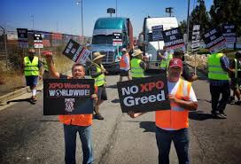100 Nfi Trucking Jobs Drivers Warehouse Workers To Picket Ports Of Long Beach And Los Angeles