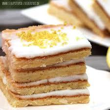 schneller low carb zitronenkuchen vom blech
