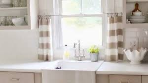 White French Country Kitchen Curtains by Spacious French Country Kitchen Curtains Home Decor Interior