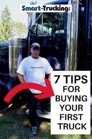 7 Tips For Buying Your First Truck As An Owner Operator | Business ... New Truck Inventory Freightliner Northwest A Tesla Semi Was Spotted On Public Road Heres An Update The Nikola Corp One Electric Semis Price Is Surprisingly Competive Texas Salvage And Surplus Buyers Semi Truck 10 Quick Facts About Trucks Png Logistics Commercial Insurance 101 Owner Operator Direct Buying Trucks Cheap Tips To Get A Great Deal On Good Truck More Cash For Junk Cars Wants Buy Your Tractor Trailer Used Manitoba For Sale Lyons Sales Burr Ridge Il Experience Best Of Pa Inc