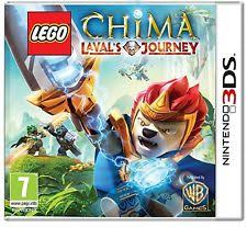 lego legends of chima lavals journey nintendo 3ds video game 3 ds
