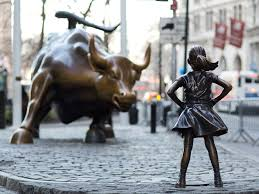 State Streets Fearless Girl