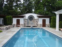 Waterline Pool Tile Designs by Bluestone Michigan Split Stone And Great Design Albaugh Masonry