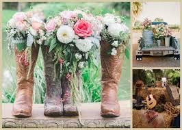 Rustic Western Wedding Decorations
