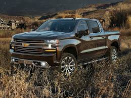 100 Custom Pickup Trucks For Sale 2019 Chevrolet Silverado 1500 4D Crew Cab 6Speed