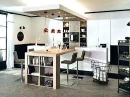 table haute cuisine table bar de cuisine avec rangement meuble bar cuisine cuisine