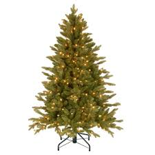 Pre Lit Pencil Slim Christmas Trees by Christmas Artificial Christmas Tree Incredible Trees At Lowes