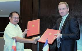 Cabinet Agencies Of The Philippines by La France Aux Philippines Et En Micronésie