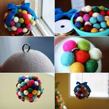 make a felt decoration find projects to
