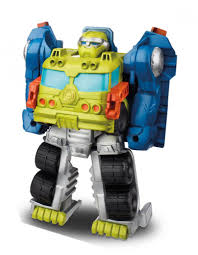 Seibertron.com Energon Pub Forums • Transformers: Rescue Bots Toy ...
