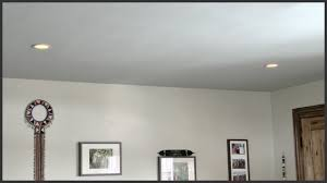 High Ceiling Light Bulb Changer by Changing Recessed Light Bulbs Youtube