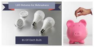 2015 nppd led light bulb rebate program 1000bulbs