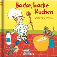 backe backe kuchen 9783760780948 books