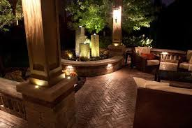 outdoor lighting ideas for various retaining walls in erie ny