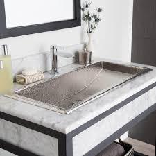 drop in bathroom sink sizes bathroom sink fabulous web trough bn drop in bathroom sinks
