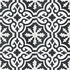 cement tile for the basement floor bordeaux from cement tile shop