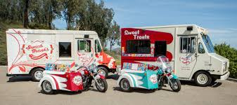 Meet Jennifer And Chris Saint Of Sweet Treats Truck - SDVoyager ... Couple Brings Shaved Ice Treats To Grand Rapids Grmag Daves Cooking The Truck Nyc Tasure Valley And Tragedies Mad Mac Maxines Sweet Cream Travels Central Wisconsin Scream Doles Out Beachy Eater La Side Tri County Air Cditioning Heating On One Side Treats The Other Free Newstribcom Twitter Gorgeous Night Pier Hurry 10 New York City From 25 Best Dessert Trucks In Weekly Dish Memphis Food Trucks New Food Network Show Street Catering Events Homemade Sandwiches