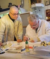 chambre des metiers maur le préfet transformé en apprenti peintre laqueur le parisien