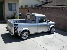 1962 Austin Mini Pickup - Picture Car Locator