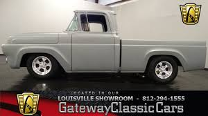 1957 Ford F100 Pickup Truck - Louisville Showroom - Stock # 979 ... Ford Fseries Wikiwand Trucks For Sale In El Paso Tx Incredible 1957 Ford F100 Farm Flashback F10039s New Arrivals Of Whole Trucksparts Or Ground Hog The Motorhood 1955 F100 Sale Pickup Styleside Youtube F600 Flatbed Truck Item K6739 Sold May 18 Veh Ranchero Near Cadillac Michigan 49601 Classics 10 Vintage Pickups Under 12000 Drive Why Is Tching Its Future To Trucks