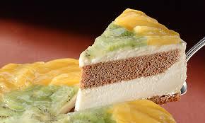 mango kiwi torte bernadotte