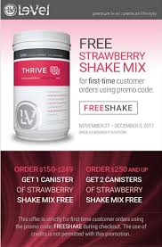 Free Thrive By Le-Vel Strawberry Shake Mix For First Time ... Fizzy Goblet Discount Code The Fort Morrison Coupon Rabeprazole Sodium Coupons Southern Oil Stores Value Fabfitfun Winter 2018 Box Promo Code Momma Diaries Hookah Cheap Indian Salwar Kameez Online Thrive Cosmetics Discount 2019 Editors 40 Off Coupon Subscription Thrimarketupcodleviewonlinesavreefull Hoopla Casper Get Reason 10 Full At A Carson Dellosa Vitamin Shop Promo 39dolrglasses Dealers Store Chefsteps Joule