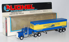 Buy Lionel Truck 6-12810 Tractor Trailer American Flyer Dealer ... Amazoncom Daron Ups Die Cast Tractor With 2 Trailers Toys Games The History Of Vintage Uhaul My Storymy Story Toy Hauler Kids Trucks A Camping Trailer Pickup Truck And Semi Official Custom Thread Image 312296247 Ford Cheap Rc And Find Deals On Line Farm For Fun Dealer Tesco Range Sport Vacation Service Pulling Air Eddie Stobartand Other Hauliers Shop Bus Trucks And Trailer Diecast Cars For Sale Play Vehicles Online Brands Prices Reviews In