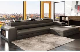 canapé gris foncé canap mobilier privé