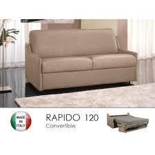 canapé lit 2 3 places convertible rapido 1 achat vente