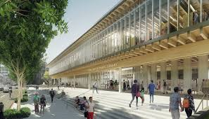 100 Long Beach Architect SOM Civic Center Main Library