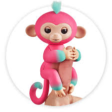 Fingerlings Monkey 2tone Ombre Melon