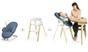 Stokke High Chair Tray by High Chair Stokke High Chair Espresso