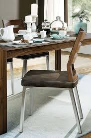 stuhl aventa moderner polsterstuhl mit 3 fußvarianten