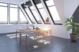 wohn esszimmer kuche dachgeschoss galerien valentina