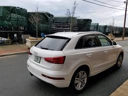 100 Alamo Truck Rental The Audi Q3 Surprise It Is An Queer 4 Cars