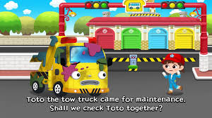 100 Towing Truck Games Tayo Repair Game 07 Toto The Tow Video Dailymotion