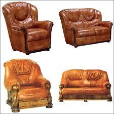 canape cuir rustique canape cuir et bois rustique salon pas cher fair t info