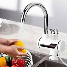 Elektrischer Wasserhahn Durchlauferhitzer 3000w Armatur Wasserhahn Elektrisch Möbel Gebraucht Kaufen Ebay