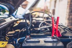 100 Tow Truck Jumper Cables Jump Start Your Car 247 Get Help Now With Quick Service