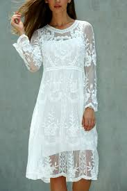 best 25 white lace dresses ideas on pinterest lace dresses