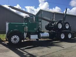 100 359 Peterbilt Show Trucks 1979 Logging Truck Trailer For Sale 387746 Miles